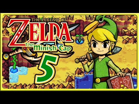 THE LEGEND OF ZELDA THE MINISH CAP Part 5: Bummel in Hyrule-Stadt