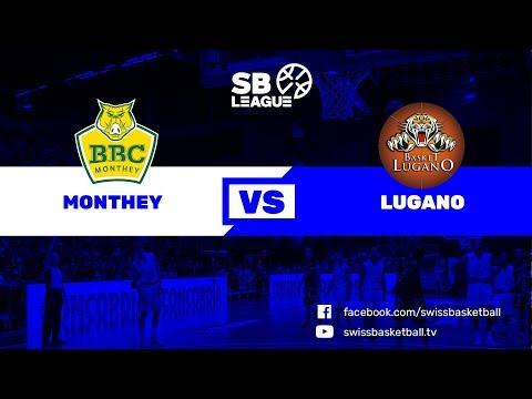 SB League - Day 3: Monthey vs. Lugano