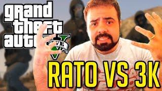 GTA 5 ONLINE – TRETA POR TRÁS DAS CÂMERAS? RATO X 3K!
