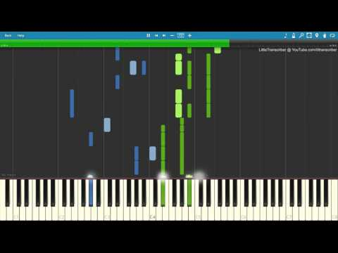 Ed Sheeran - Perfect (Piano Cover) by LittleTranscriber