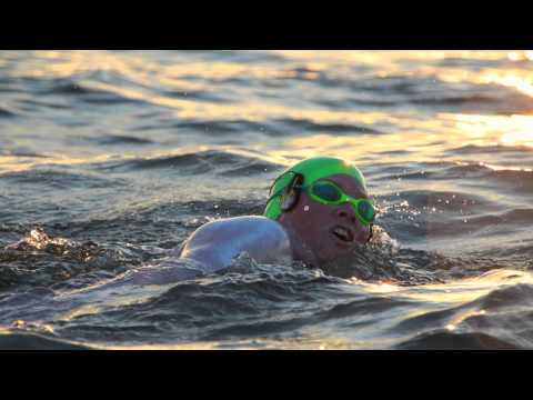 summer swim2...the Chris Peters Story