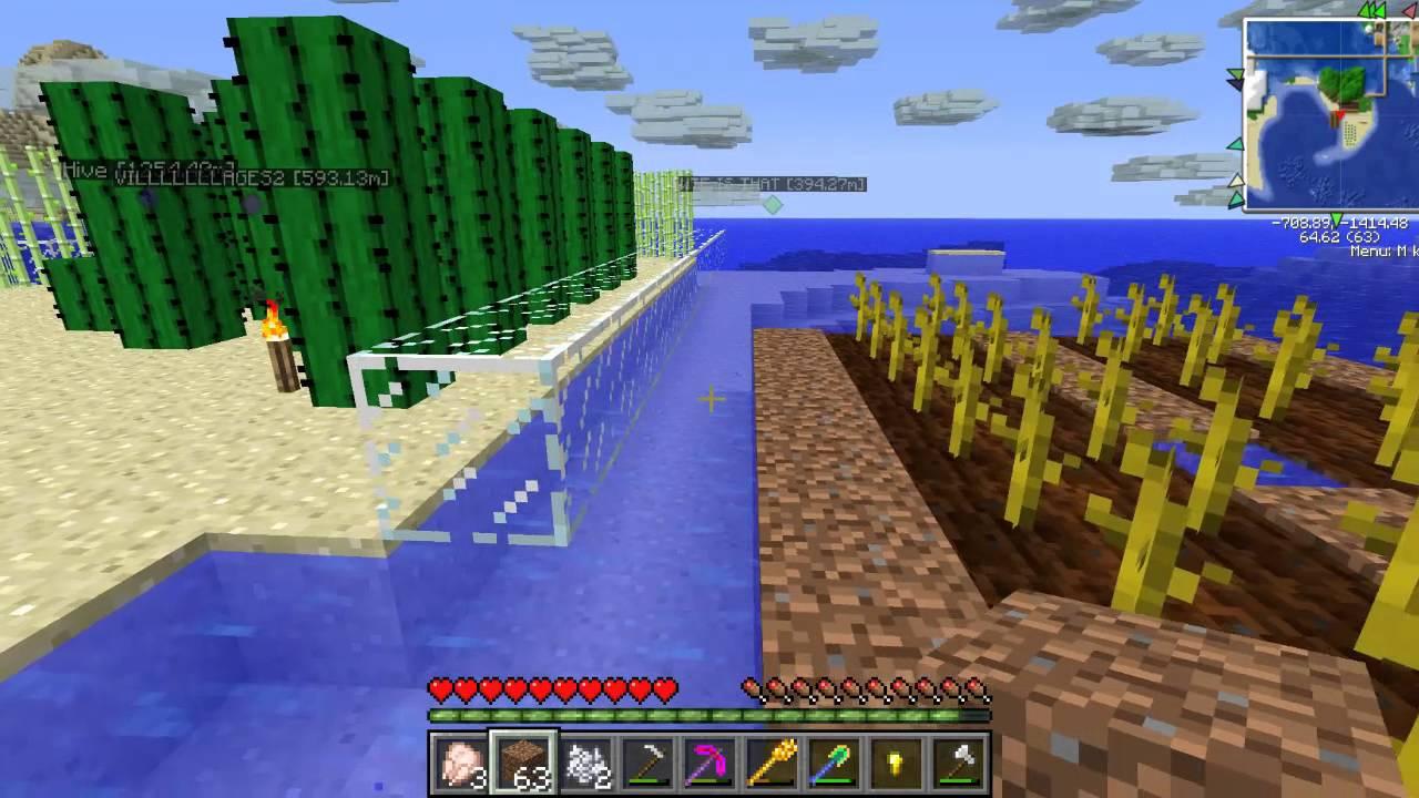 Minecraft jellyfish