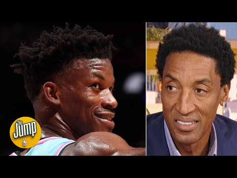Wolves players didn't like Jimmy Butler because they didn't like winning - Scottie Pippen | The Jump