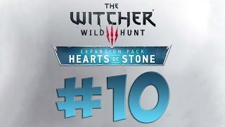 The Witcher 3. Каменные Сердца. Часть 10 (Ограбление. Разные концовки)