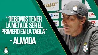 embeded bvideo Rueda de Prensa: Guillermo Almada - 17 Octubre