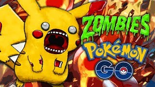 NEW Pokemon GO Zombies (Call of Duty Black Ops 3 Zombies)
