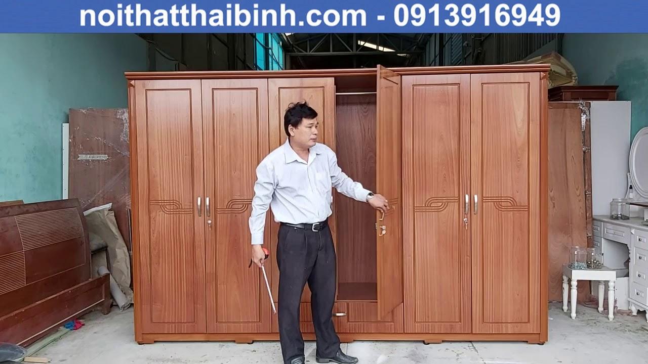 Tủ quần áo 3 m giá rẻ tại tphcm