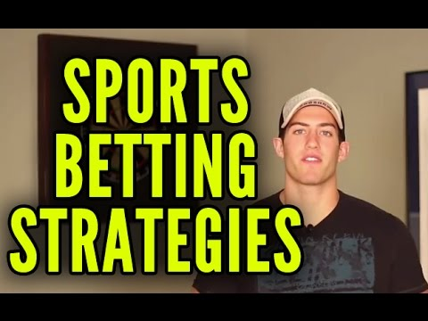 Sports Betting Strategy - 4 Strategies To WIN More Money 💰