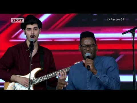 Xfactor Greece 2017 - THE QUEST - Human Factory