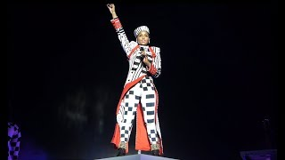 Janelle Monae, Q.U.E.E.N./Electric Lady, Hulu Theater at MSG, NYC 7-18-18