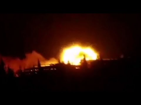Strike on Syria Aid Convoy Killed 20 Civilians