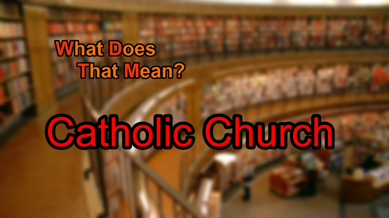 Catholic Church and homosexuality