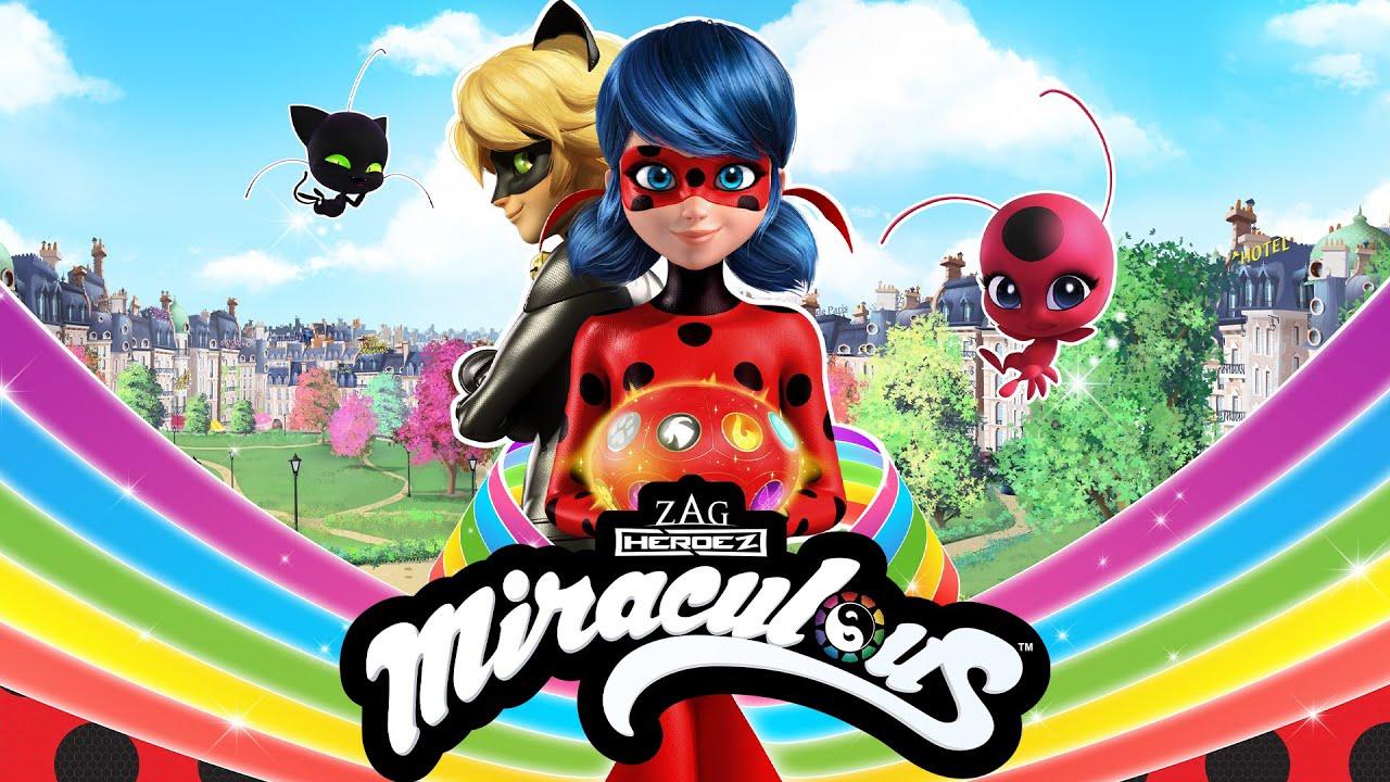 Download MIRACULOUS   � TRAILER - CUARTA TEMPORADA �   Las Aventuras de Ladybug