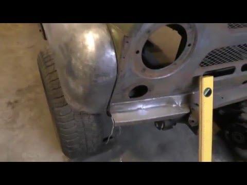 Восстановление кузова. Ошибки при ремонте.  Постройка УАЗ от А до Я.