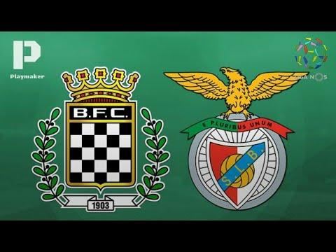 Jogo - SL BENFICA VS BOA VISTA (Liga NOS)