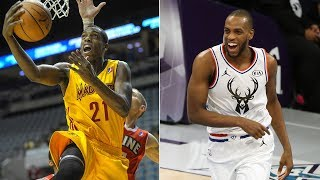 Khris Middleton Becomes First NBA G League Alum Named NBA All-Star