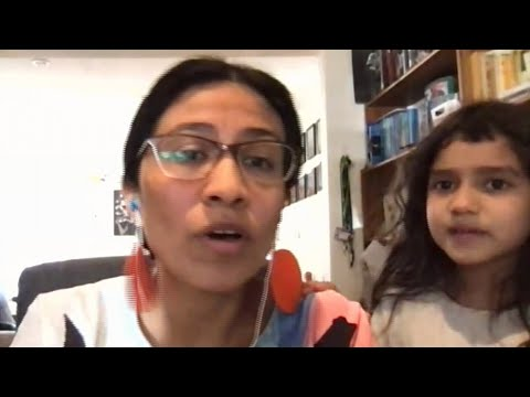 Parent gets interrupted while advocating for schools to open in Ontario