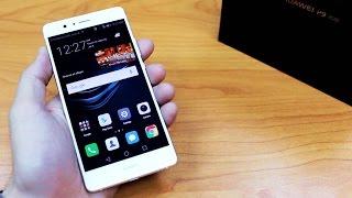مراجعة Huawei p9 Lite