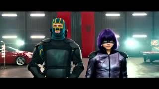 «Пипец 2» (дата выхода август 2013) русский трейлер (смотреть онлайн)