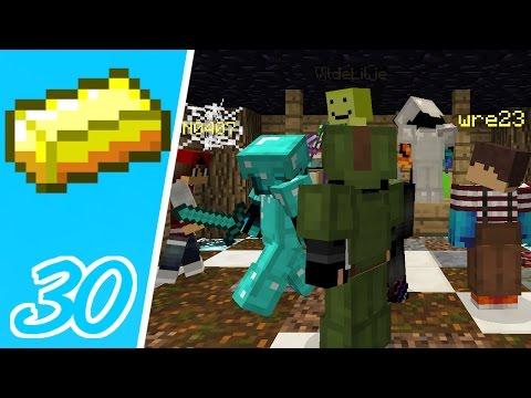 Dansk Minecraft - Pengebyen #30: VI BLIVER RIGE!!