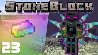 StoneBlock #23 - Теперь Я бессмертный | Выживание в Майнкрафт с модами