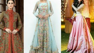 Top 10 Gown Dress || Fashionable Cotton Long Gown Dresses || Formal Gown For Women
