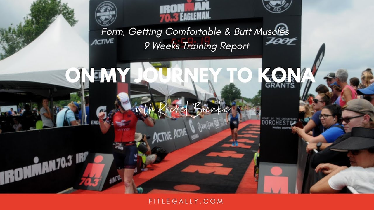 What It Feels Like To Compete In The Ironman World Championships By