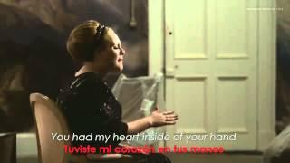 Video Adele   Rolling In The Deep Lyrics  Sub Español Official Video download MP3, 3GP, MP4, WEBM, AVI, FLV Agustus 2018