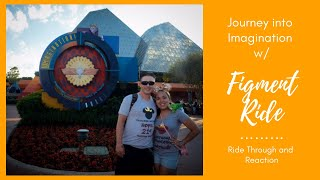 Journey Through Imagination with Figment Full Ride Through Reaction | Walt Disney World 2019 EPCOT