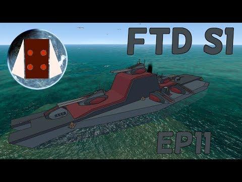 FTD S1 E11: Omen's Village