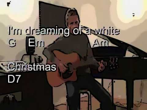 White Christmas (cover with chords and lyrics)