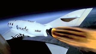Virgin Galactic Promos Sub-Orbital SpaceShipTwo Flights | Video