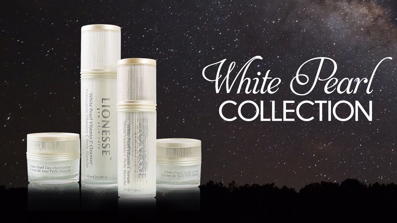 Lionesse Gem White Pearl Collection Youtube