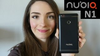 ZTE NUBIA N1 BLACK GOLD ! Unboxing Recensione e Assistenza