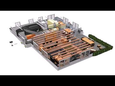 Kitchen Design Demonstration With Home Designer 2021 Youtube