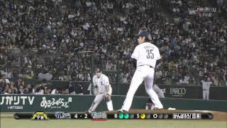 【2011.10.18】祝CS進出!9回表ノーカット 西武-日本ハム 最終戦