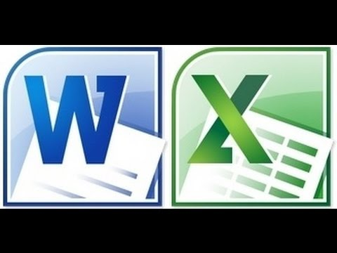 Microsoft Word and Excel 2010 - How To Set Default Font - YouTube