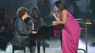 """The Voice of Poland - Michał Sobierajski i Justyna Steczkowska - """"Wracam do domu"""""""