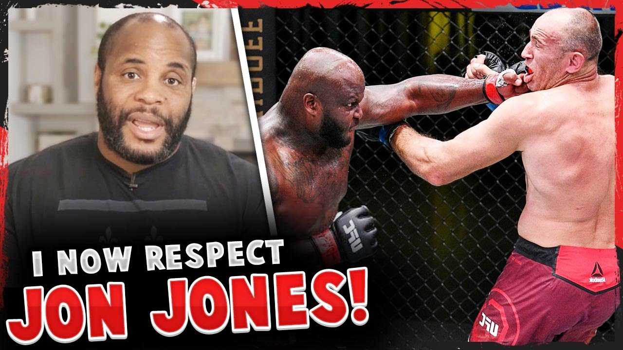 Reactions to the VICIOUS TKO in Derrick Lewis vs Aleksei Oleinik at UFC Vegas 6, DC on Jon Jones