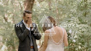 The Best First Looks | These Groom Reactions Will Make You Cry