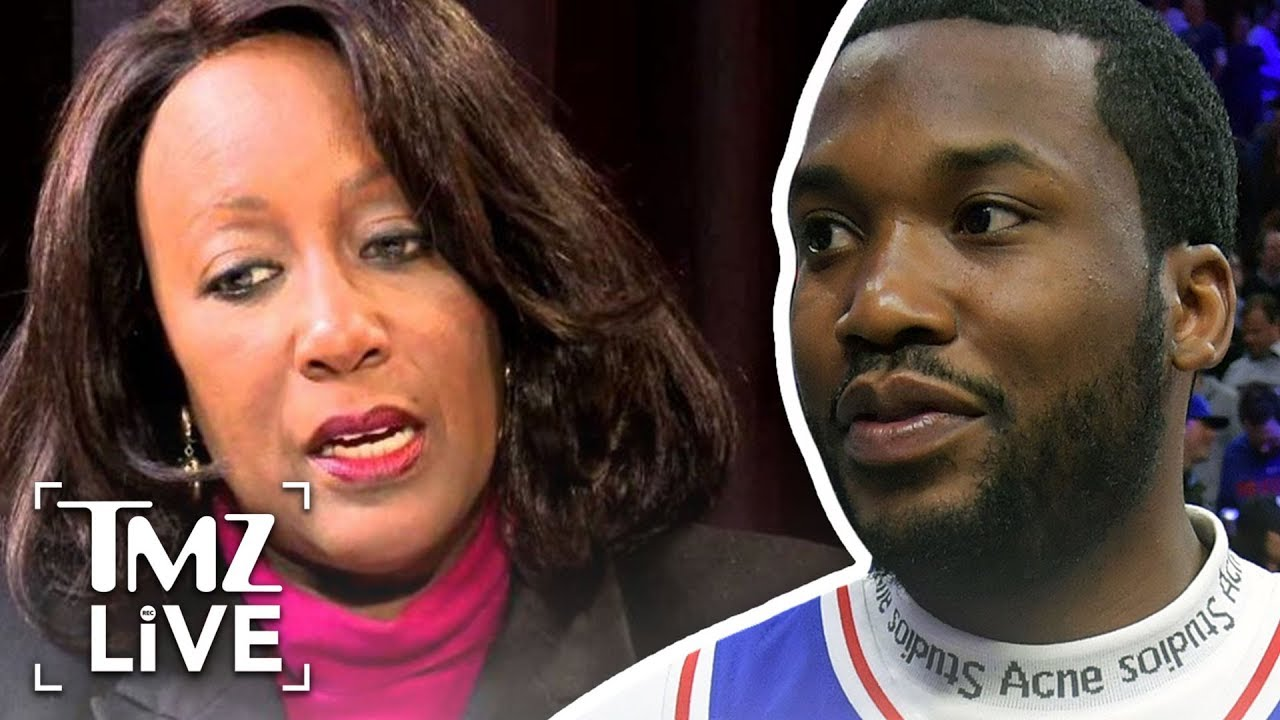 Meek Mill's Judge In Hot Water