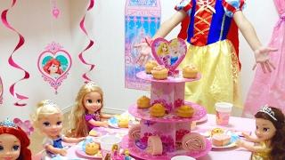 ディズニー プリンセスパーティー ! プリンセス大集合 / Disney Princess Party ! Kids and Doll
