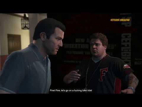 ANAK ANAK BANDEL   GTA 5 MISI 7 : DADDY'S LITTLE GIRL   PC