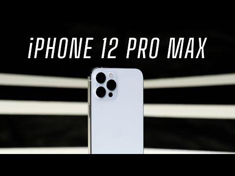 Đánh giá chi tiết iPhone 12 Pro Max: chiếc iPhone được yêu thích nhất