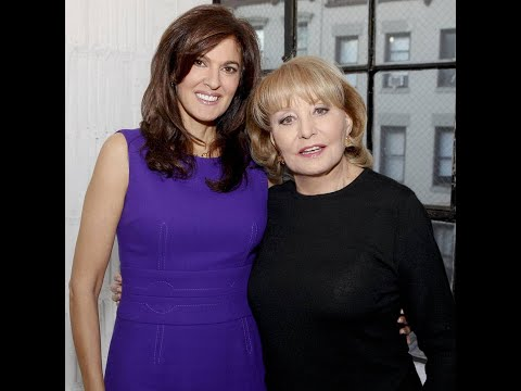 Dr. Doris Day on 2020 with Barbara Walters