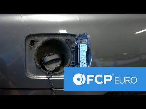 Volvo Fuel Door Hinge Replacement – Super Simple DIY (S60, S80, V70, XC70, XC90)