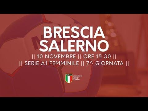 Serie A1F [7^]: Brescia - Salerno 21-27