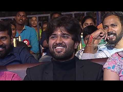 Vijay Deverakonda Receives Love Letters From Bhimavaram Girls || Taxiwala Movie Success Celebrations