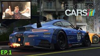 Project Cars / XPilot P / EP.1