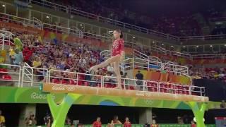 Shang Chunsong 2016 Olympics QF BB